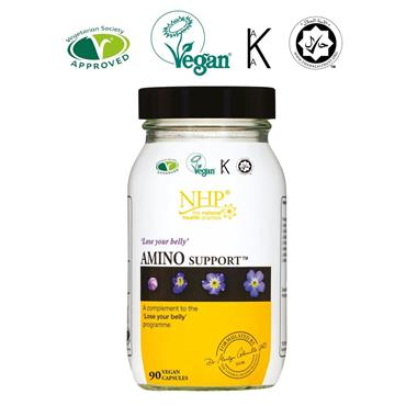 NHP AMINO SUPPORT CAPSULES 90s