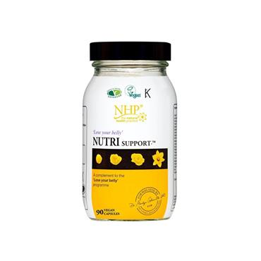 NHP NUTRI SUPPORT CAPSULES 60s