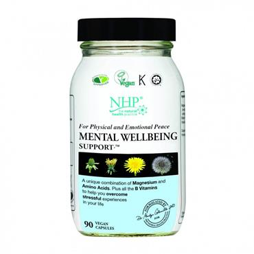 NHP MENTAL WELLBEING SUPPORT CAPSULES 90s