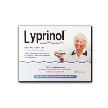 LYPRINOL CAPSULES 50s