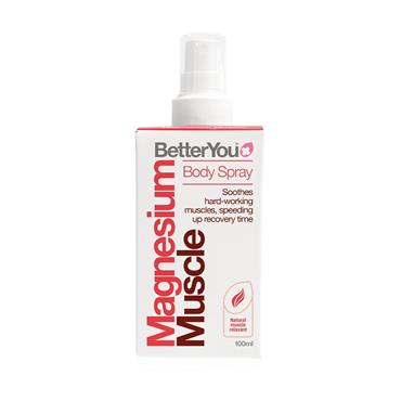 Better You Magnesium Muscle Spray 100ml