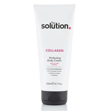 THE SOLUTION COLLAGEN PERFECTING CREAM 200ML