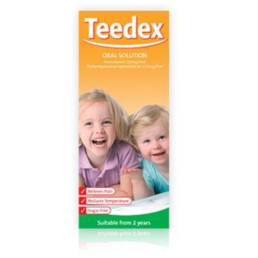 TEEDEX SOLUTON 100ML