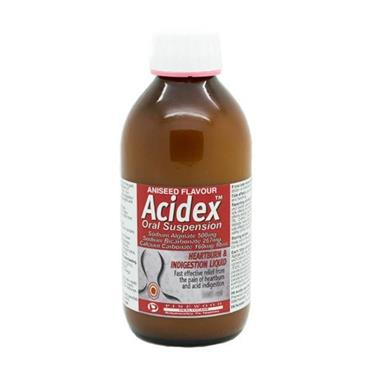 ACIDEX ANISEED ORAL SUSPENSION 500ML