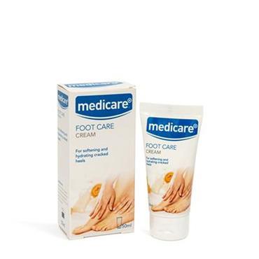 Medicare Antiperspirant foot cream 75ml