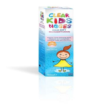 Clear Kids Noses 50ml