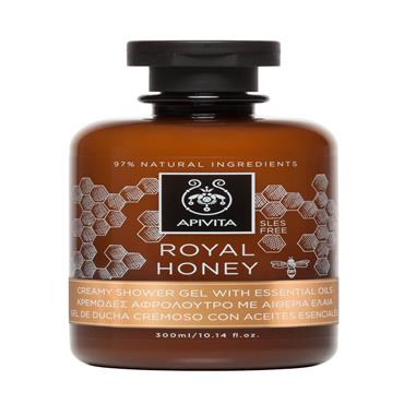 Apivita Royal Honey Shower Gel 300ml