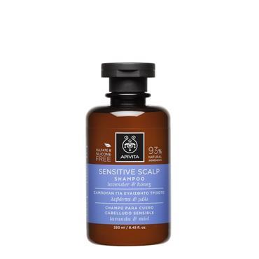 Apivita Sensitive Scalp Shampoo 250ml
