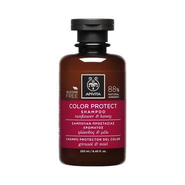 Apivita Color Protect Shampoo 250ml