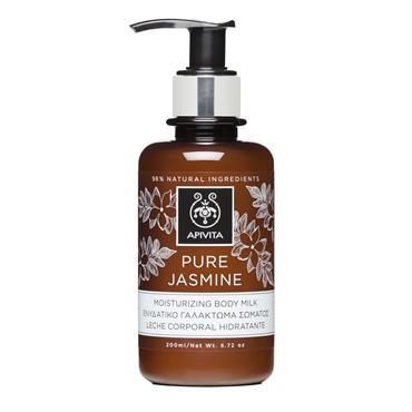 Apivita Pure Jasmine Body Cream 200ml
