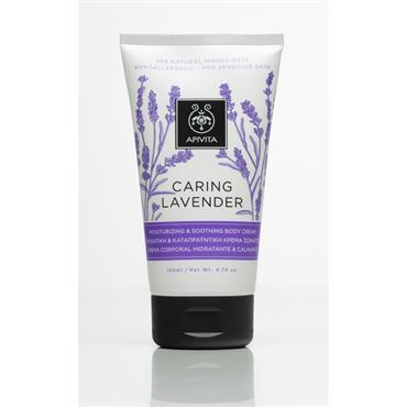 Apivita Care Lavender Body Cream 150ml