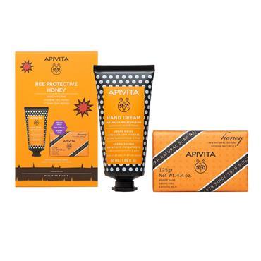 Apivita Bee Protective Honey Kit