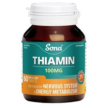 Sona Thiamin B1 tablets 60