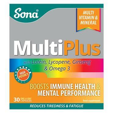 Sona Multiplus Capsules 30