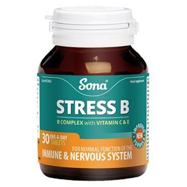 Sona Stress B tablets 30
