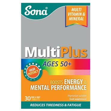 Sona Multiplus 50+ capsules 30