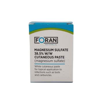 MAGNESIUM SULPHATE PASTE 50G