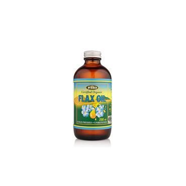 Flax Oil Certified Organic 250ml