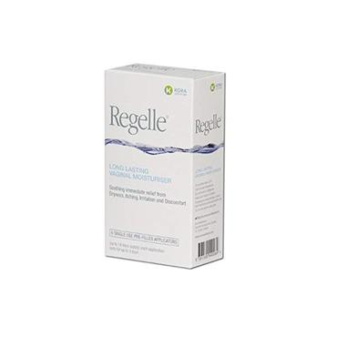 REGELLE LONG LASTING VAGINAL MOISTURISER 6 APPLICATORS