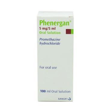 Phenergan Elixir 100ml