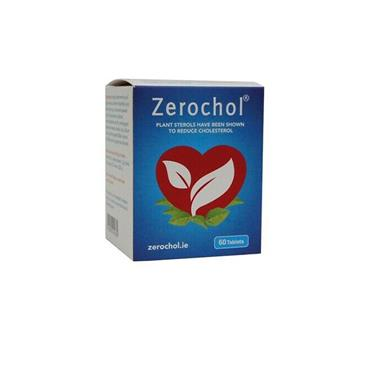 ZEROCHOL CAPSULES 60