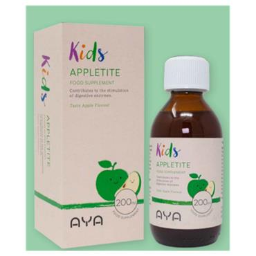 Aya Kids Appletite 200ml