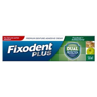 FIXODENT PLUS ANTIBACTERIAL 40G