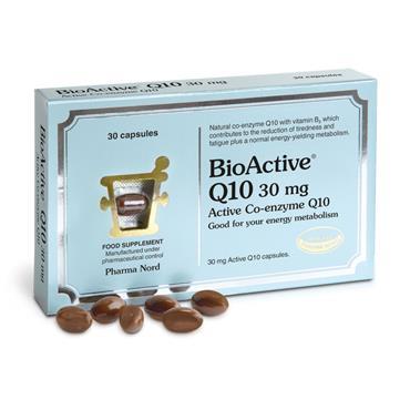 Pharmanord BioActive Q10 30mg 30