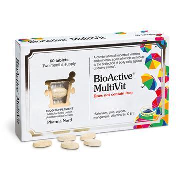 Pharmanord BioActive MultiVit 60