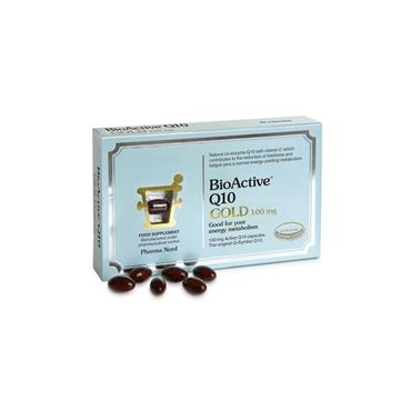 Pharmanord BioActive Q10 Gold 100mg 30