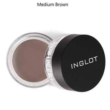 INGLOT X MAURA BAD ASS BROW GEL MEDIUM