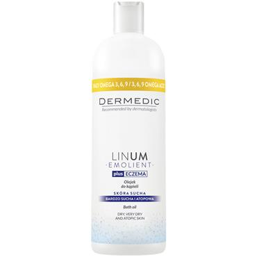 dermedic EMOLIENT LINUM Bath oil 400ml
