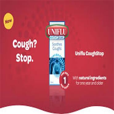 Uniflu Cough Stop 100ml