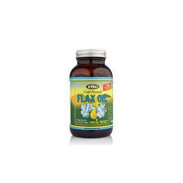 Flax Oil Vegetarian Capsules 90's