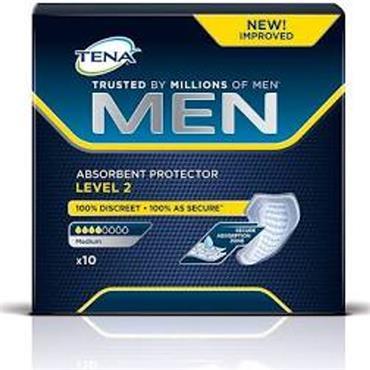 Tena Men Level 2 Medium 10