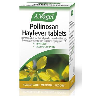A Vogal POLLINOSAN HAYFEVER TABLETS 120