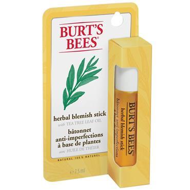 Burts Bees Herbal Blemish Stick 7.5ml