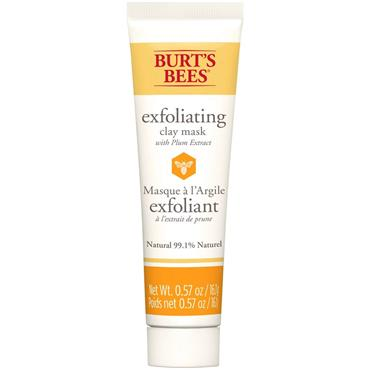 Burts Bees Exfoliating Clay Mask 16.1g
