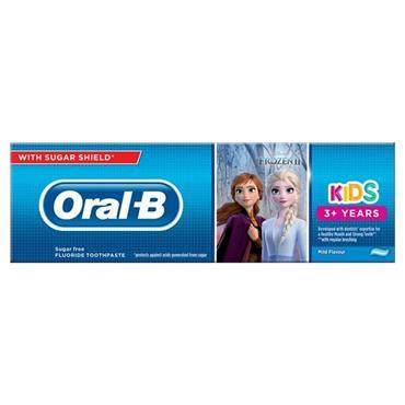 ORAL B KIDS TOOTHPASTE 3+ YEARS 75ML