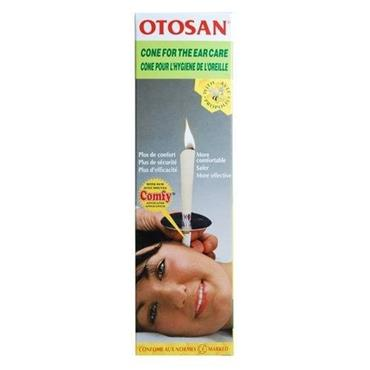 Otosan Cone For Ear Care ( 2 cones )