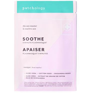PATCHOLOGY SOOTHE 5 MINUTE FLASHMASQUE SINGLE SACHET