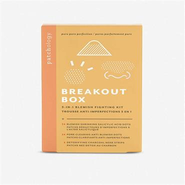 PATCHOLOGY BREAKOUT BOX 3 IN 1 ACNE TREATMENT
