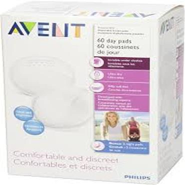 AVENT BREAST PADS DAY 24s