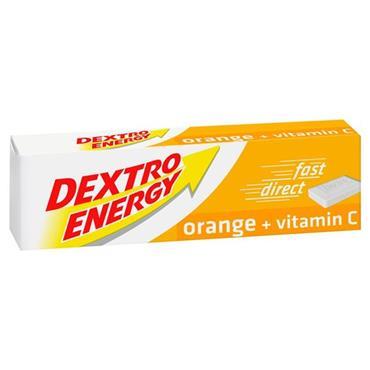DEXTRO ENERGY ORANGE + VITAMIN C