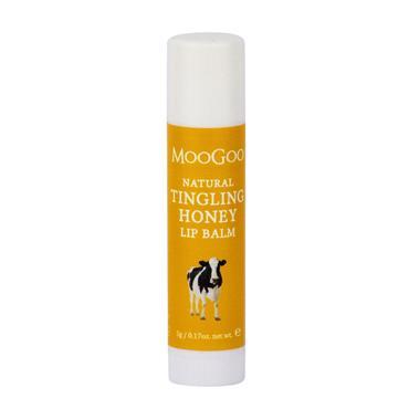 MOOGOO Tingling Honey Lip Balm