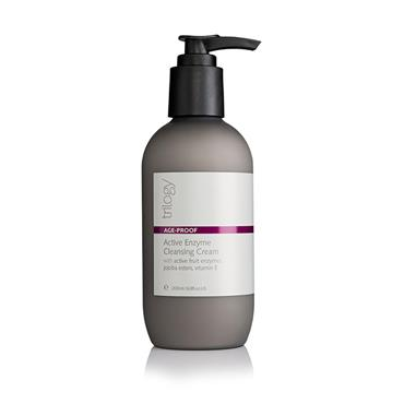 Trilogy Age Proof Active Enzyme Cleansing Cream (200ml)