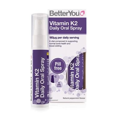 Better You Vitamin K2 Oral Spray 25ml