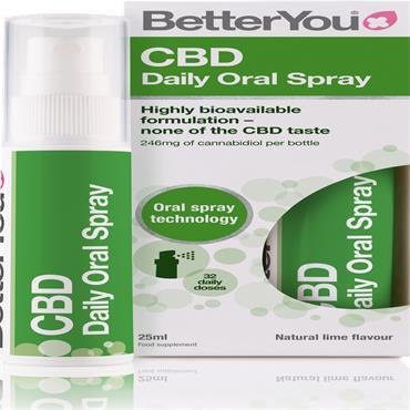 Better You CBD Oral Spray (25ml)