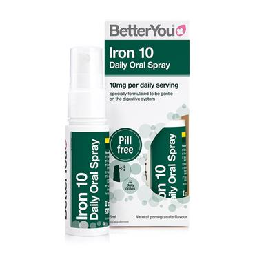 Better You Iron 10mg Oral Spray (25ml)