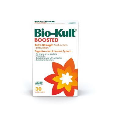 BIOKULT  Boosted Capsules 30s